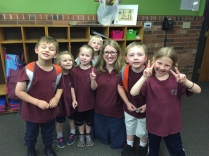 The last day for Kindergarteners