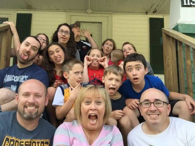 My crazy family
