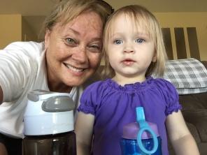 Savannah and Grandma