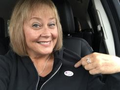 I voted, too!