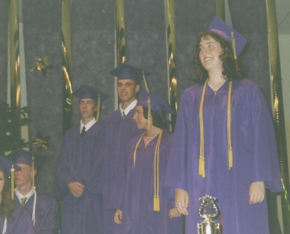 Lisa's HS Graduation