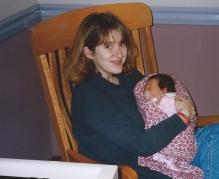 Lauren is born